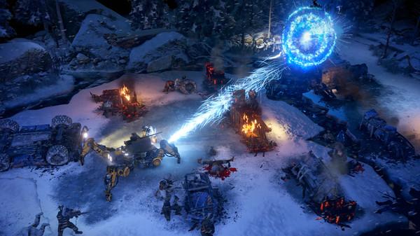 Скриншот №1 к Wasteland 3 Digital Deluxe Extras