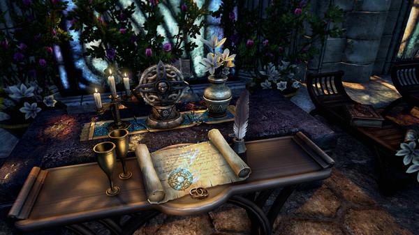 Скриншот №1 к The Elder Scrolls Online Набор с долинным оленем углей