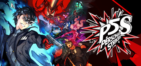 Persona® 5 Strikers Cover Image