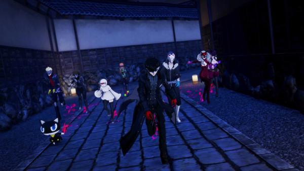 Скриншот №6 к Persona® 5 Strikers