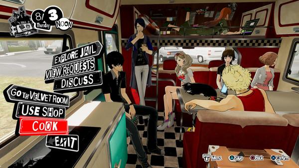 Скриншот №7 к Persona® 5 Strikers