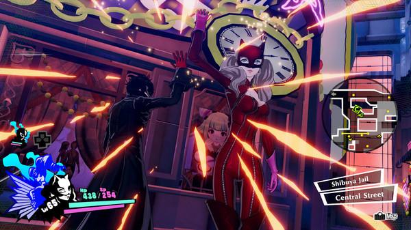 Скриншот №3 к Persona® 5 Strikers