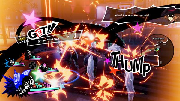 Скриншот №2 к Persona® 5 Strikers