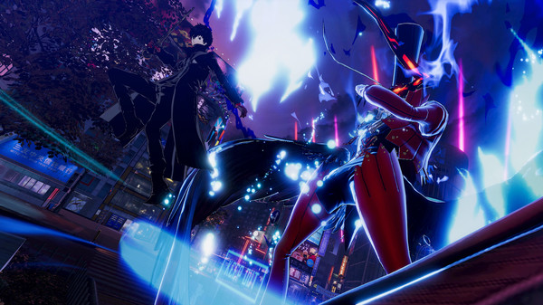 Скриншот №1 к Persona® 5 Strikers