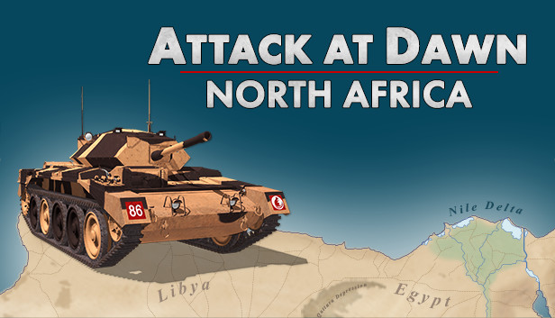 Attack at Dawn: North Africa on Steam