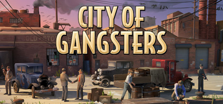 City of Gangsters Cover Image