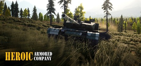 Heroic Armored Company Cover Image