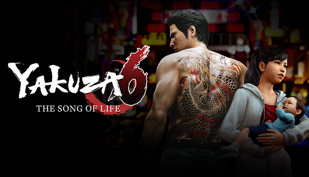Yakuza 6: the song of life on steam