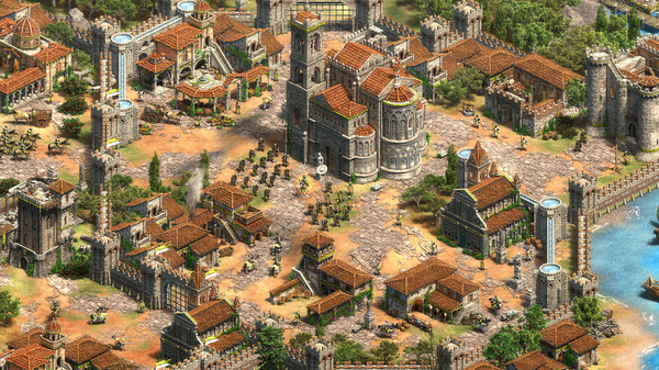 Скриншот №3 к Age of Empires II Definitive Edition - Lords of the West