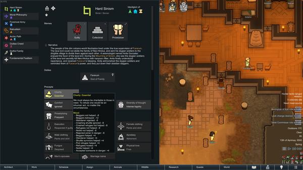 Скриншот №14 к RimWorld - Ideology