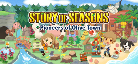STORY OF SEASONS: Pioneers of Olive Town Cover Image