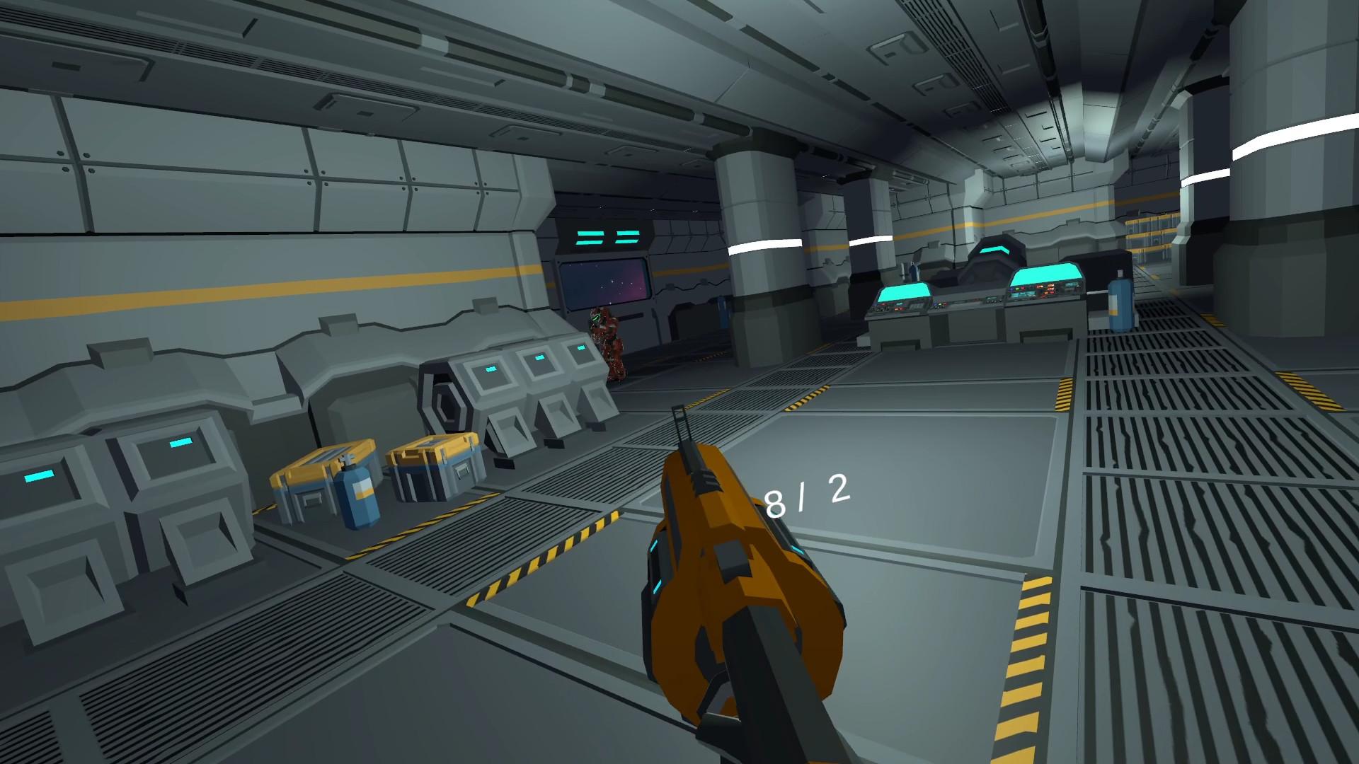 Oculus Quest 游戏《Directive Nine》指令9插图(3)