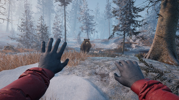 Скриншот из Winter Survival Simulator