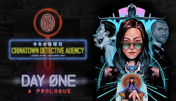 Detective Agency Interactive Game