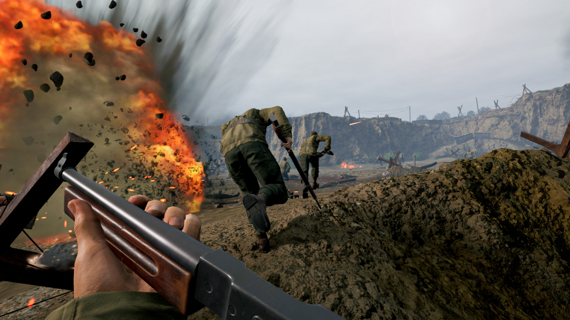 OculusQuest 游戏《Medal of Honor: Above and Beyond》荣誉勋章:超越极限插图