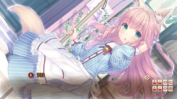 Screenshot of NEKOPARA Vol. 4