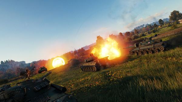 World of Tanks (WoT) скриншот