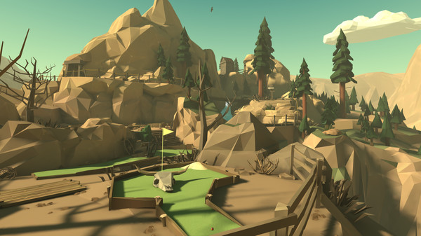 Walkabout Mini Golf VR Screenshot 7
