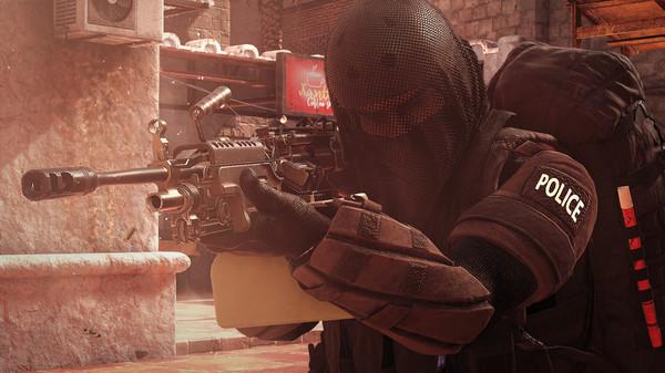 Скриншот №2 к Insurgency Sandstorm - Urban Warden Gear Set