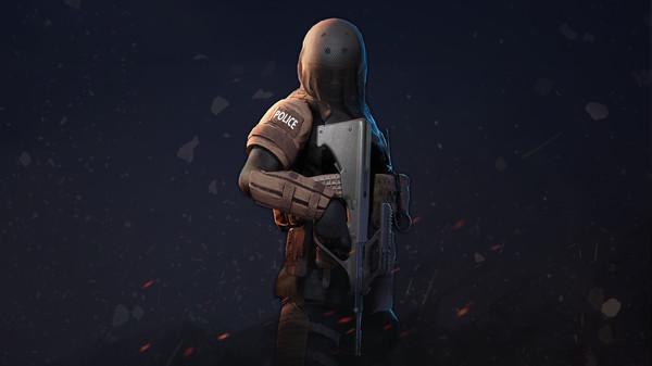 Скриншот №1 к Insurgency Sandstorm - Urban Warden Gear Set