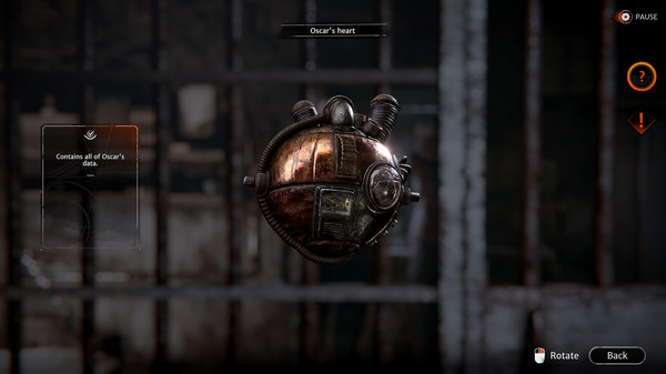 Syberia: The World Before скриншот