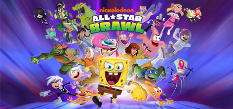 Nickelodeon All-Star Brawl Cover Image
