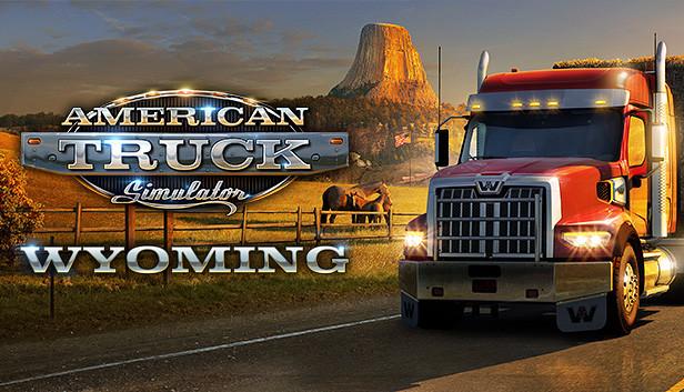 American Truck Simulator Wyoming On Steam