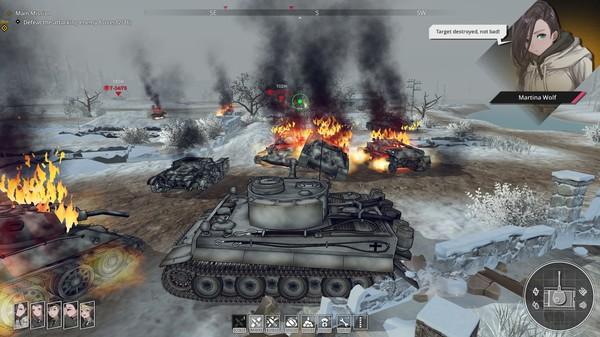 Panzer Knights -Evaluation