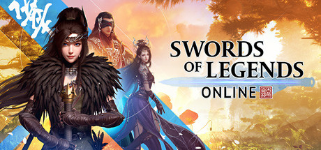 Swords of Legends Online Cover Image