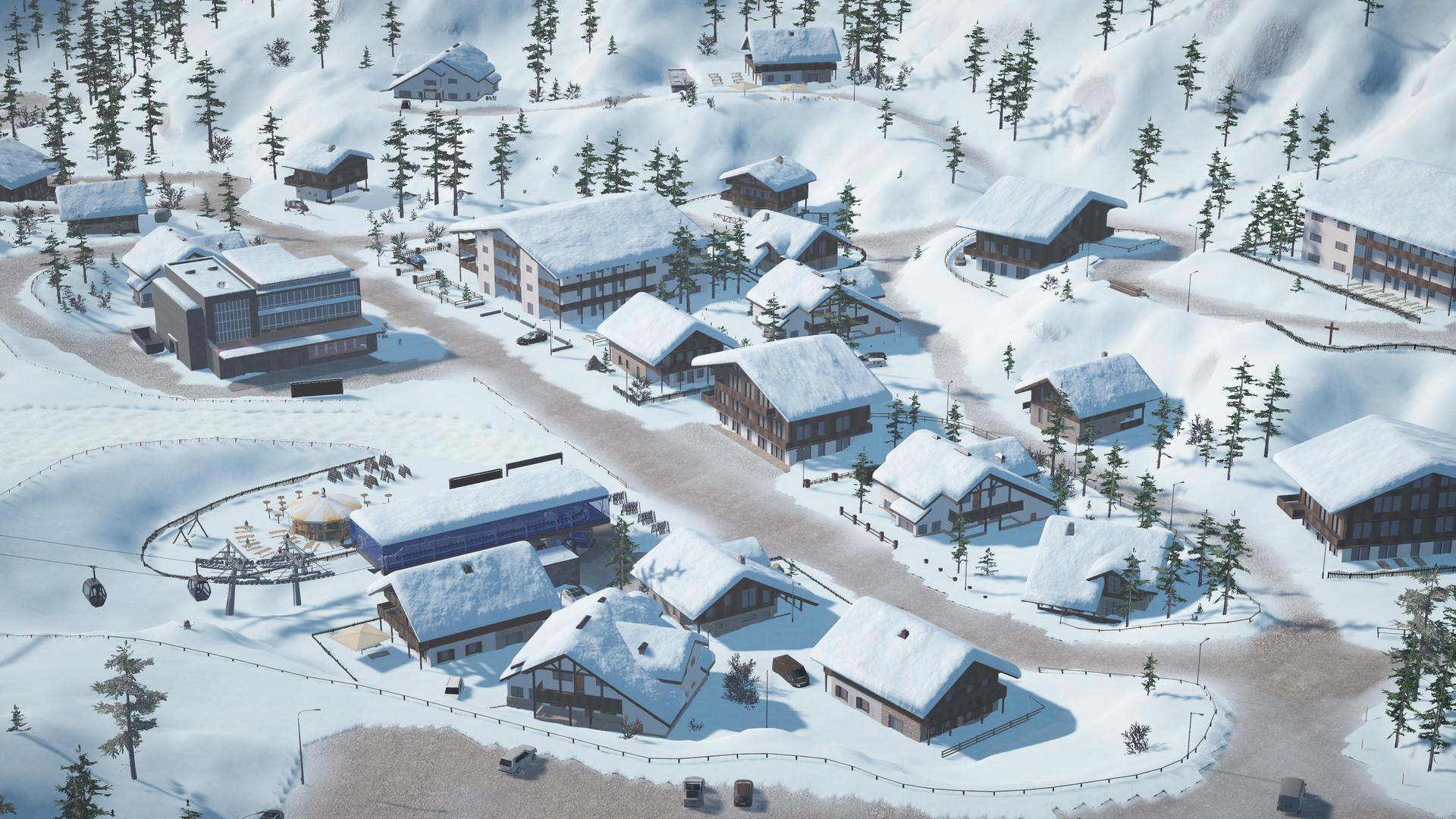 Winter Resort Simulator 2 Free Download