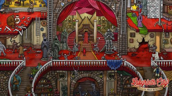 Labyrinth City: Pierre the Maze Detective Screenshot 5