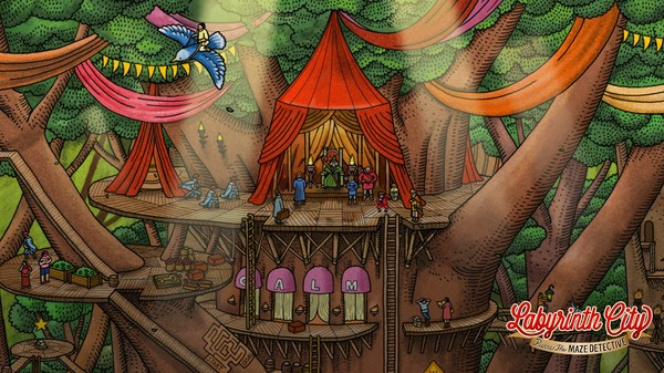 Labyrinth City: Pierre the Maze Detective Screenshot 3