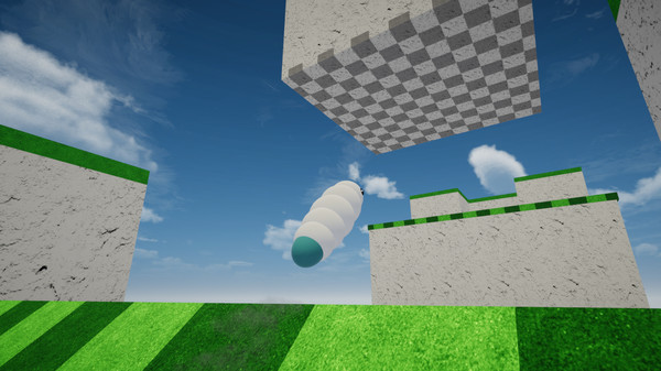 Worm_Adventure_4:_Into_the_Wormhole游戏最新中文版《蠕虫冒险4:进入虫洞》
