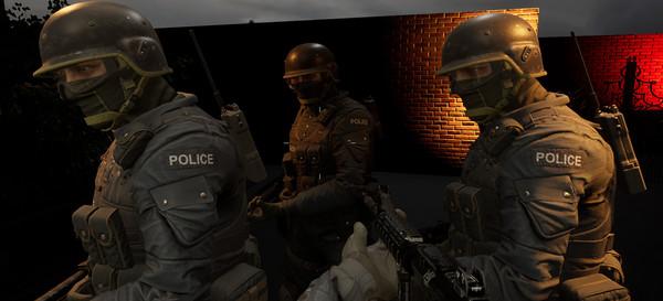 Discovery Yard Police screenshot