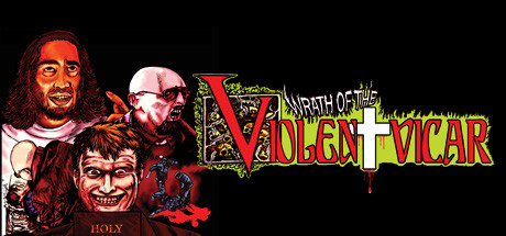 Wrath Of The Violent Vicar - Interactive Film Cover Image