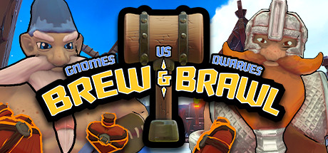 Brew & Brawl - Gnomes vs. Dwarves