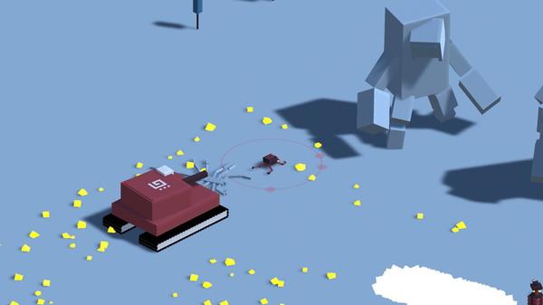 Скриншот №4 к Cyberwinter