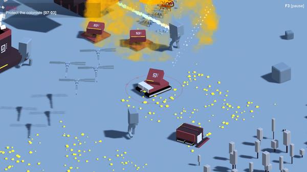 Скриншот №13 к Cyberwinter