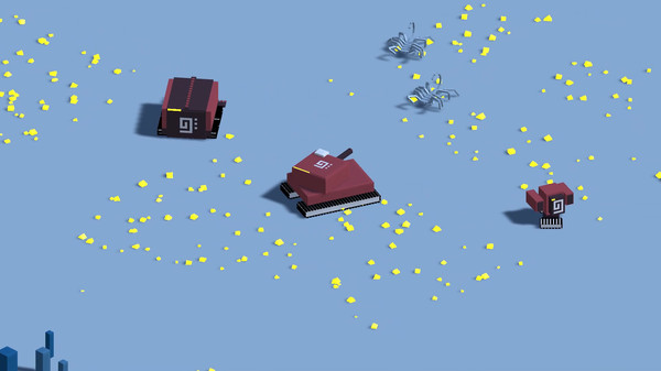 Скриншот №8 к Cyberwinter