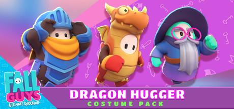Скриншот №1 к Fall Guys - Dragon Hugger Pack
