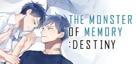 THE MONSTER OF MEMORY:DESTINY Cover Image