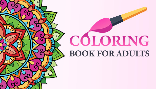 Coloring Book For Adults On Steam