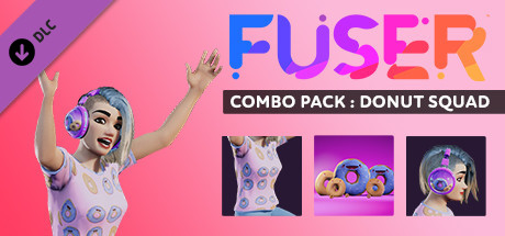 FUSER™ - Combo Pack: Donut Squad
