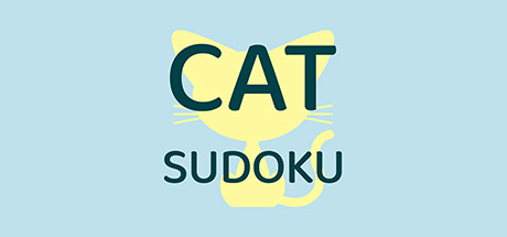 CAT SUDOKU🐱 Cover Image