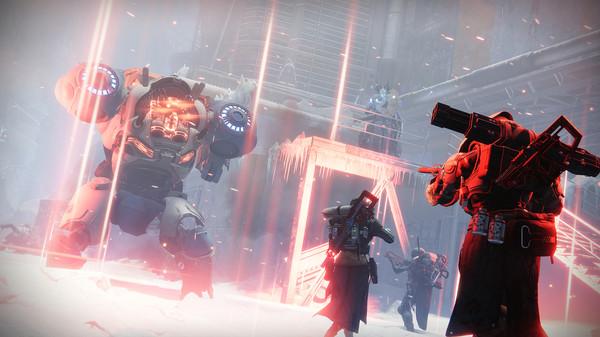 Скриншот №3 к Улучшение Destiny2 За гранью Света до Deluxe-издания