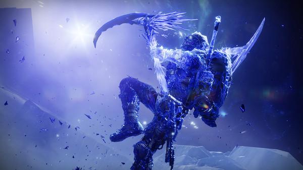 Скриншот №1 к Улучшение Destiny2 За гранью Света до Deluxe-издания