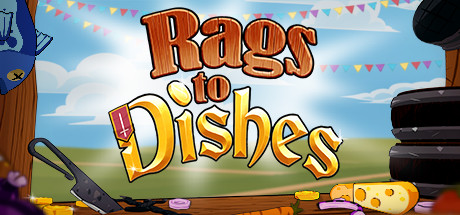 Rags to Dishes Cover Image