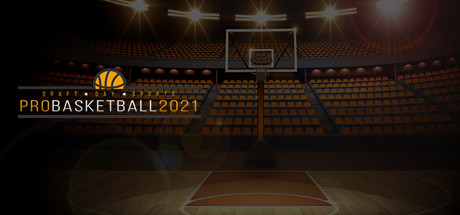 Draft Day Sports: Pro Basketball 2021 Cover Image
