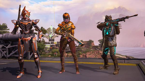 Скриншот №1 к Apex Legends™ — издание чемпиона