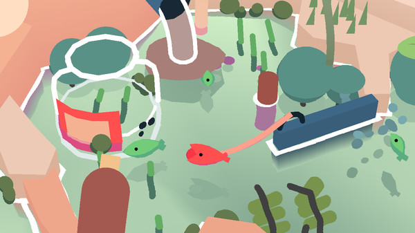 Sokpop S09: fishy 3D screenshot